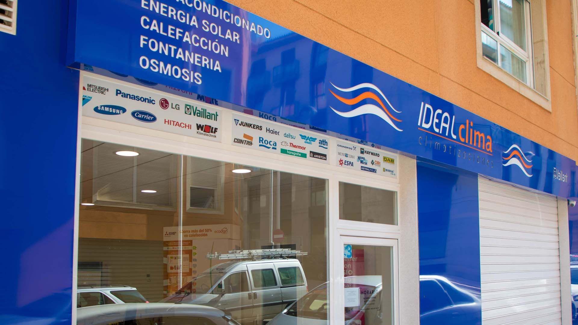 Empresa de climatización en Jávea
