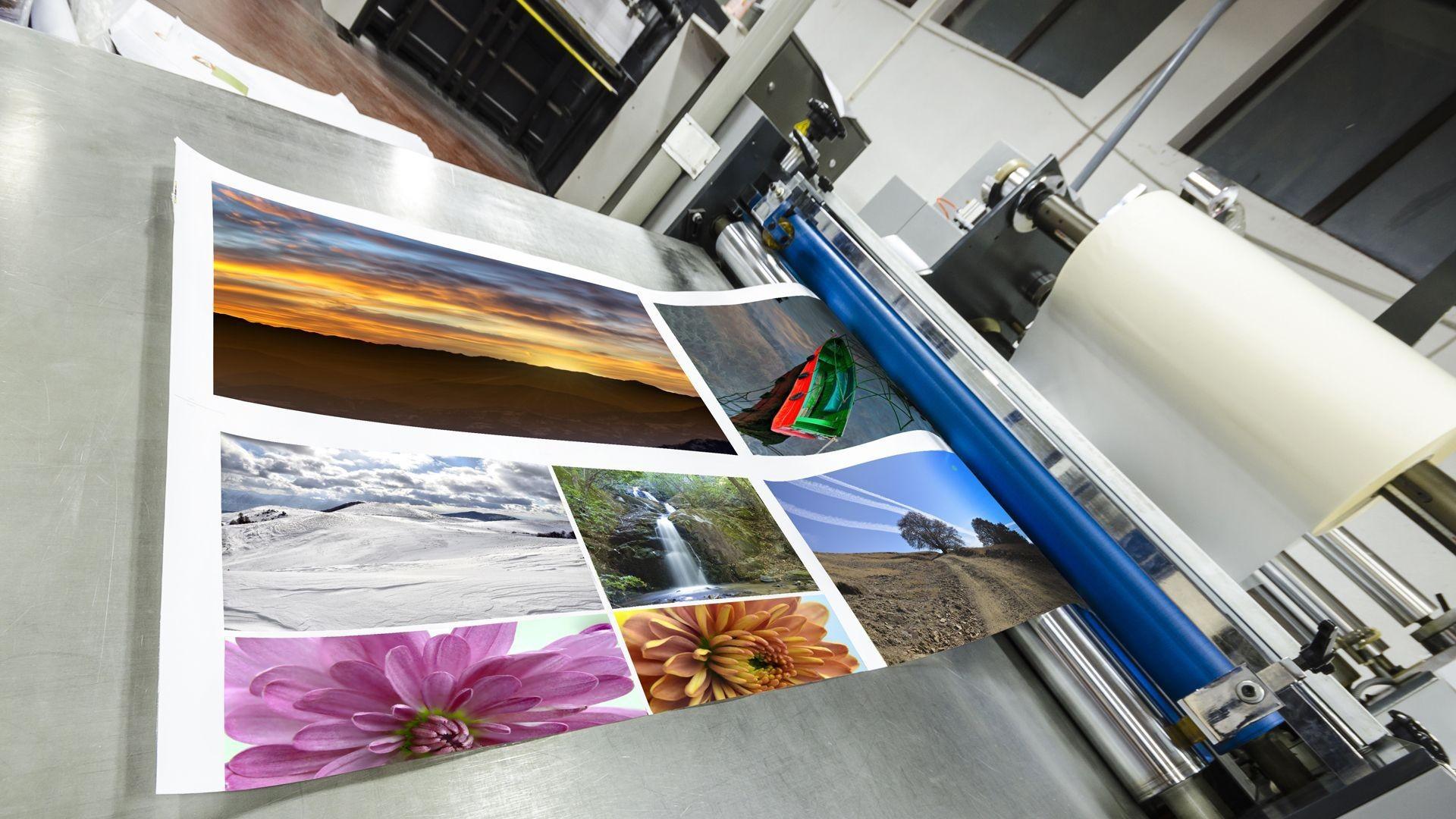 Trabajos de impresión en Valencia