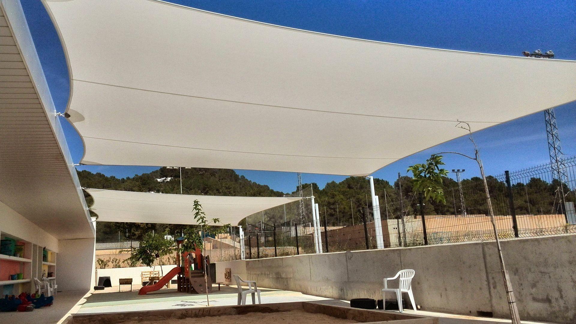 Instalación de toldos en Ibiza