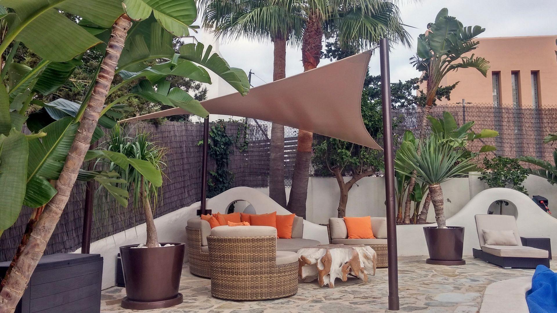 Empresa de protección solar en Ibiza
