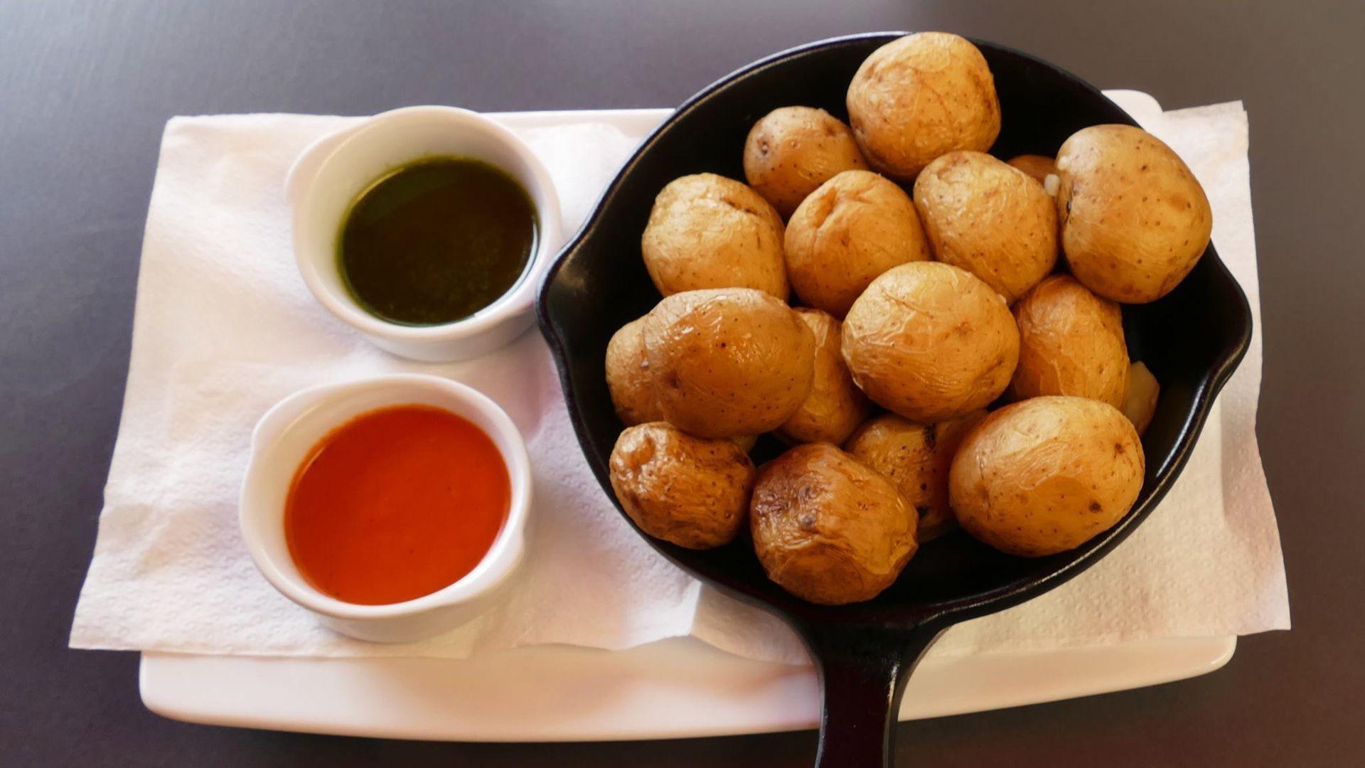 Gastronomía canaria en Las Palmas