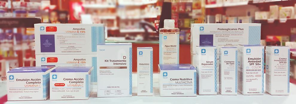 Productos de farmacia en Segovia | Farmacia Vía Roma