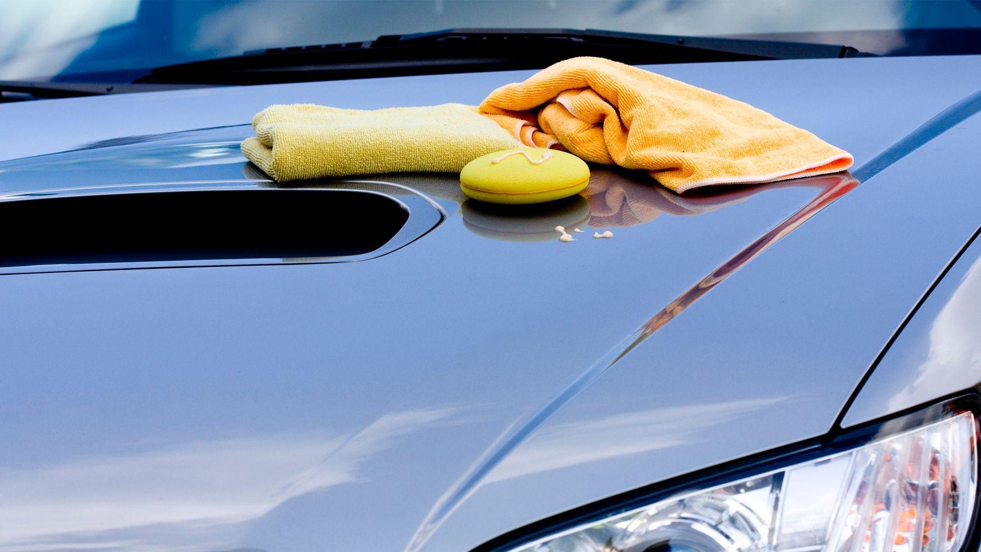Lavado integral de coches en Linares