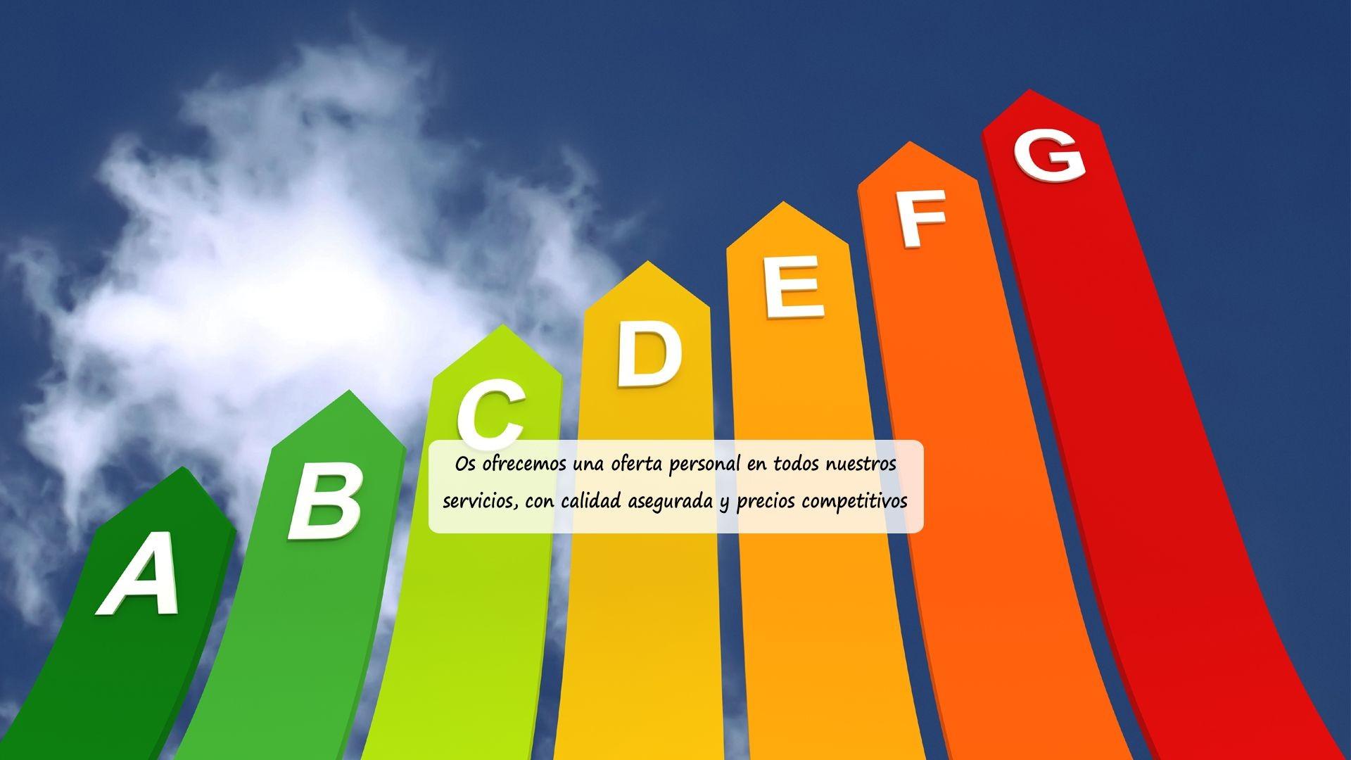 Certificados energéticos en Alicante