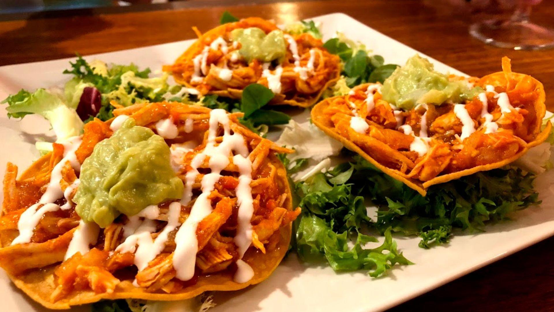 Restaurante mejicano en Granada
