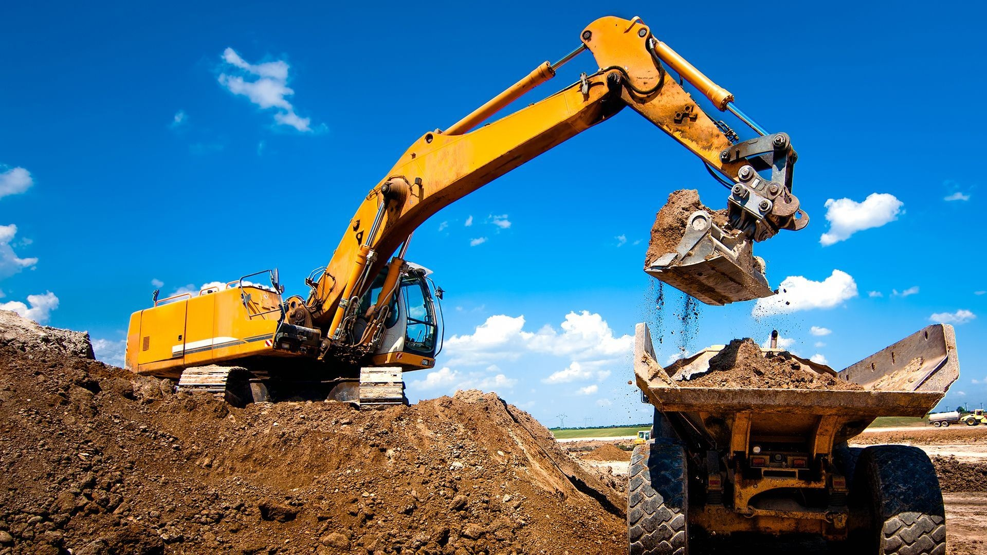 Excavaciones y movimientos de tierra en Santiago de Compostela