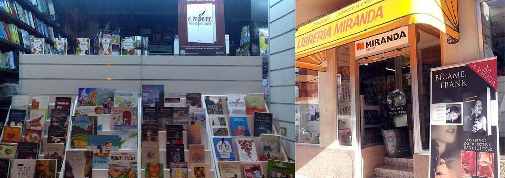 Librerías en Bueu | Librería Miranda Bueu