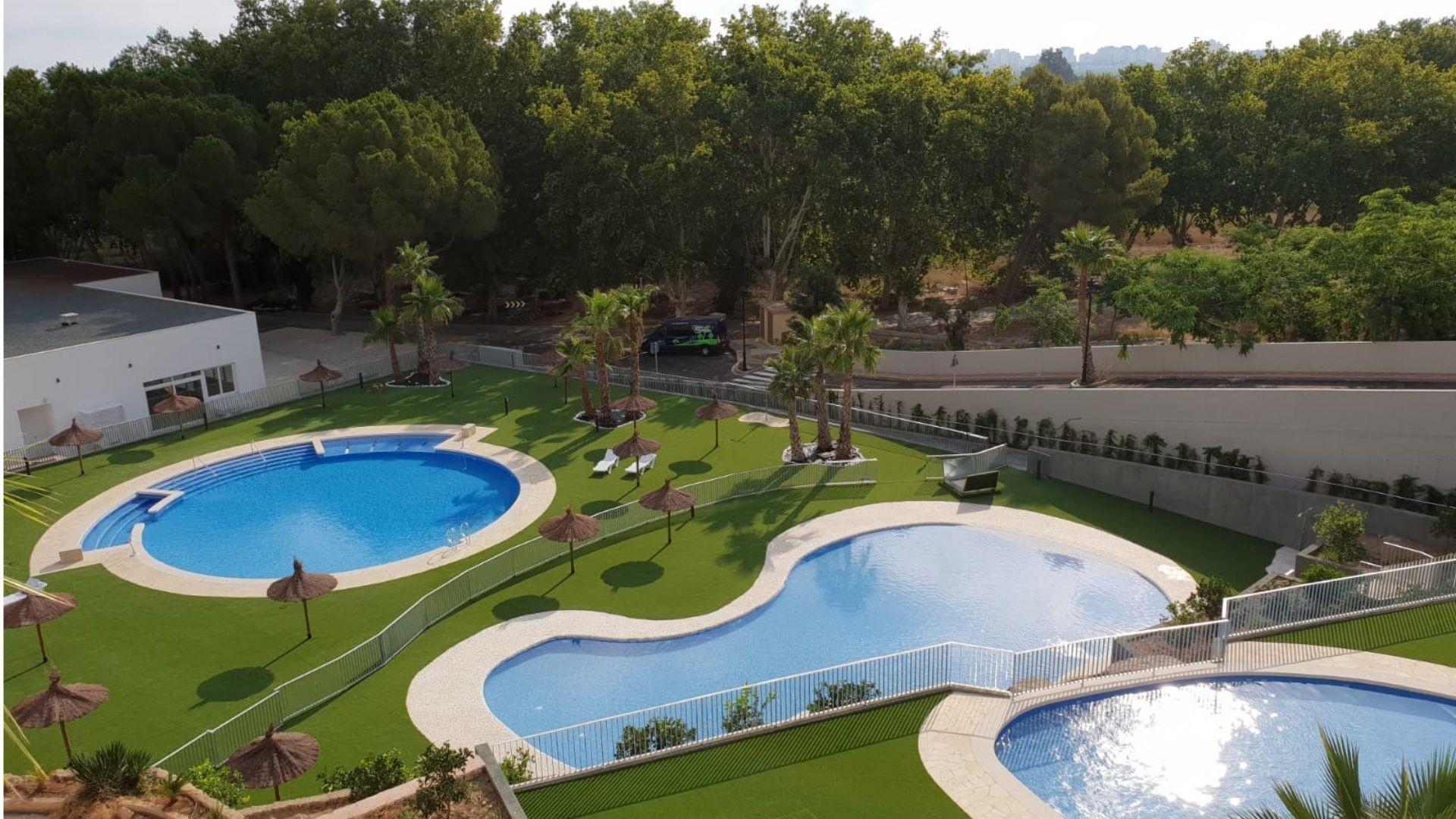 Mantenimiento de piscinas en Gandía