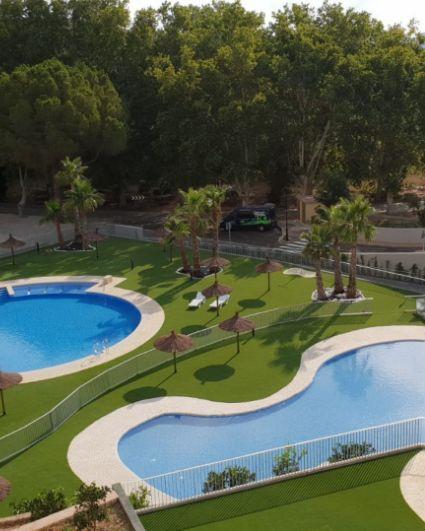 Mantenimiento de jardines de comunidades en gandia grun garden - Mantenimiento piscinas valencia ...