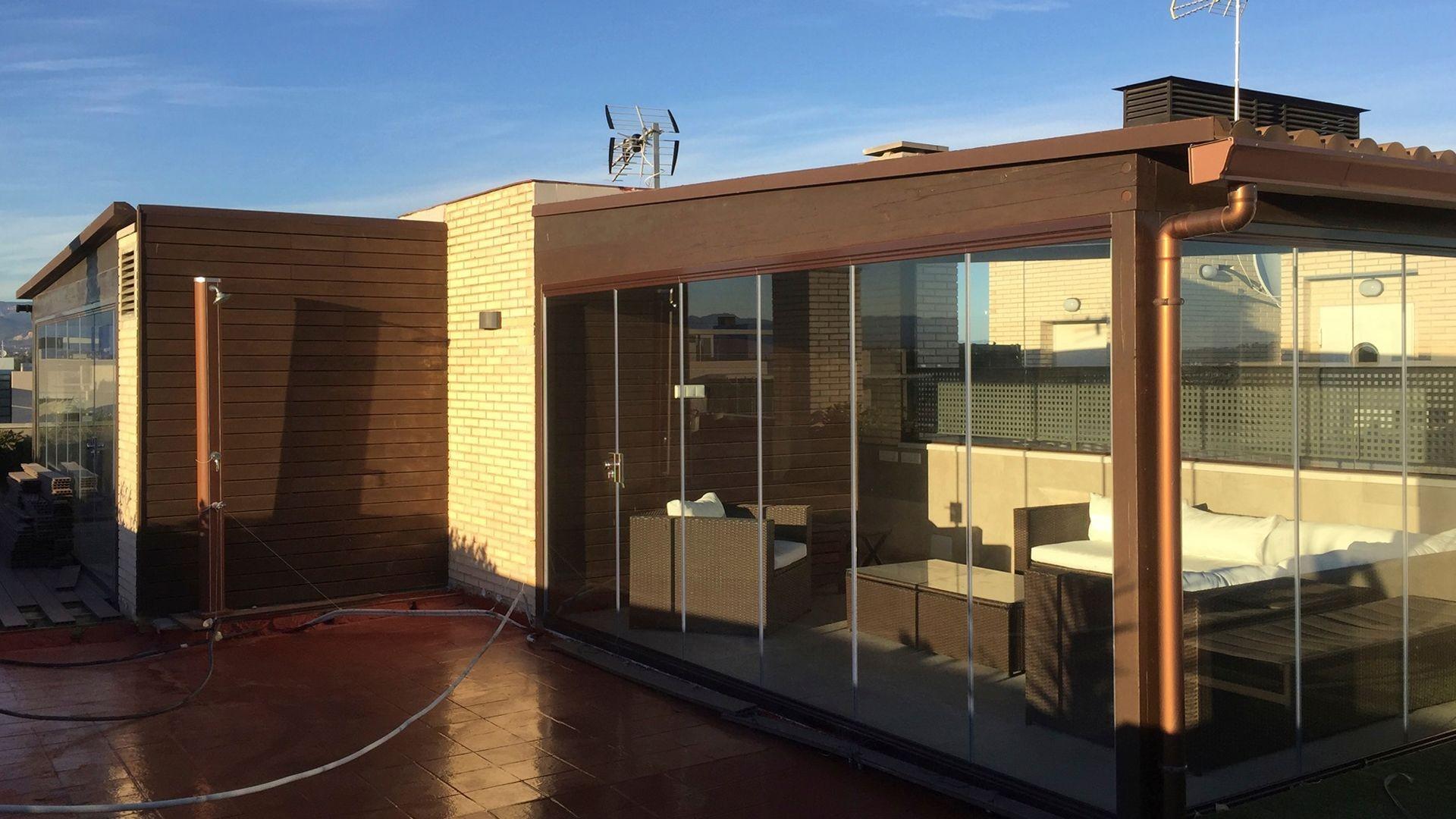 Cortinas de cristal en Tarragona