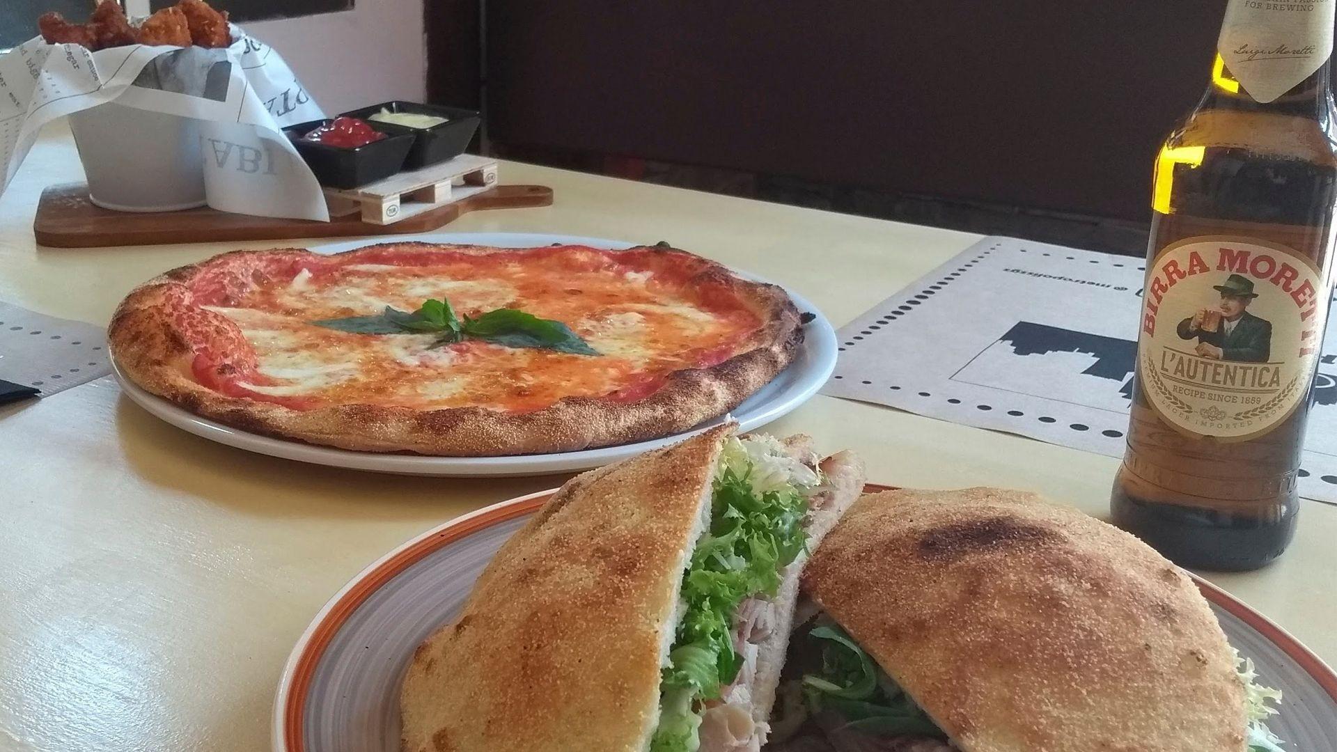 Auténticas pizzas artesanas en Zaragoza