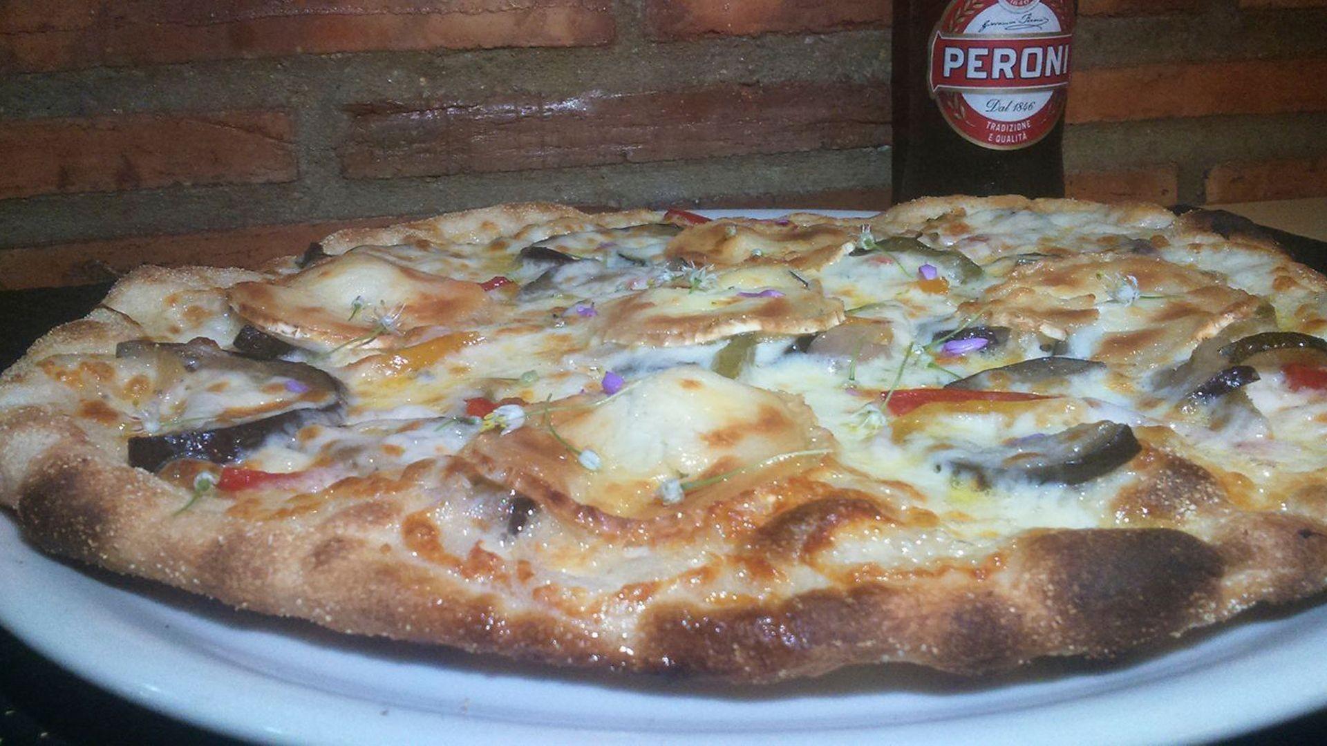Pizzas artesanas en Zaragoza