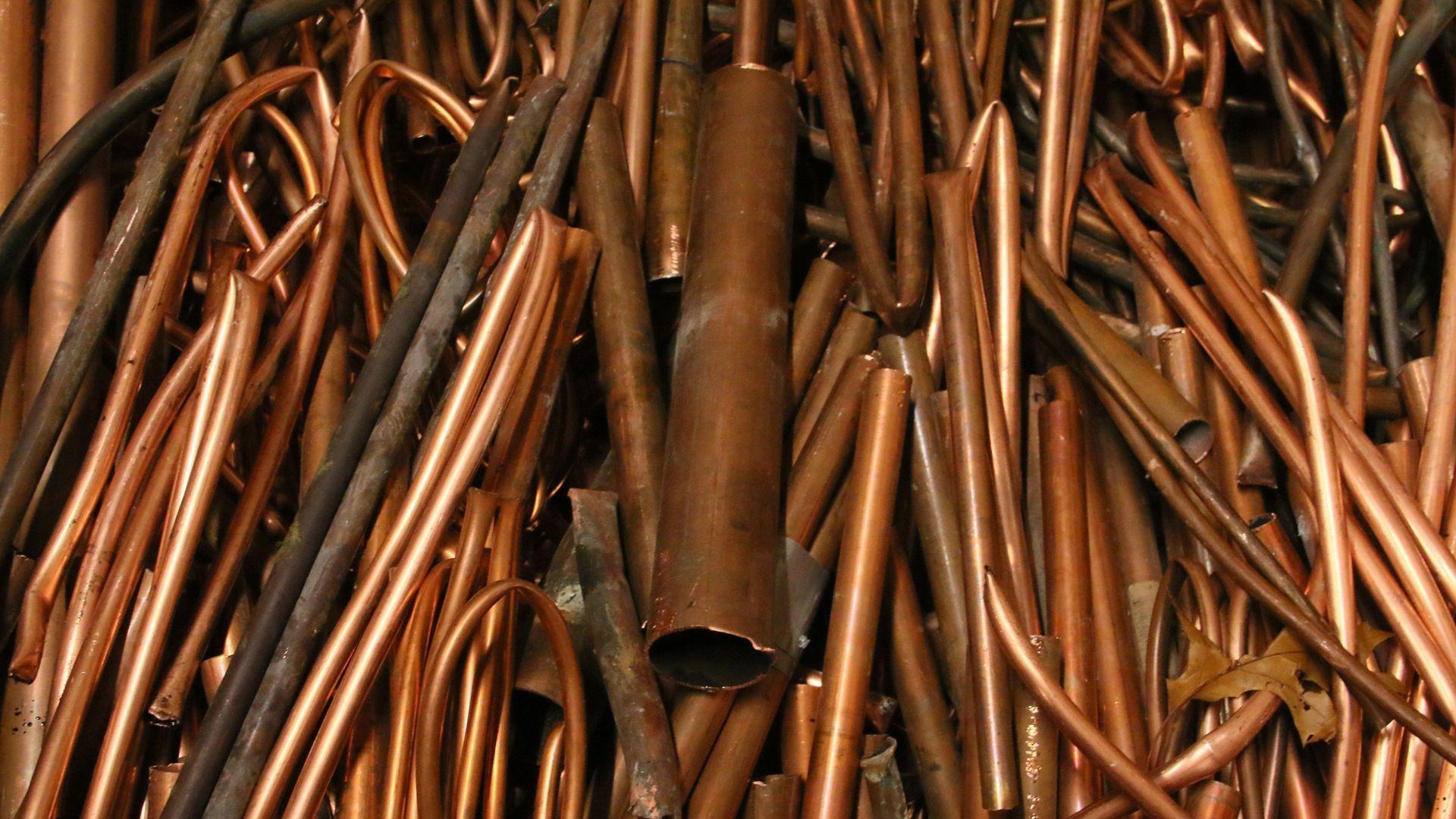Reciclaje de metales en Vizcaya