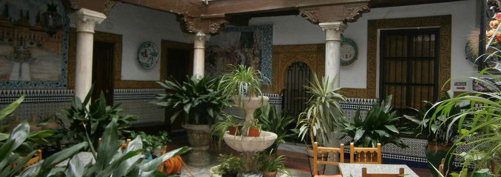 Hostal en el centro de Granada