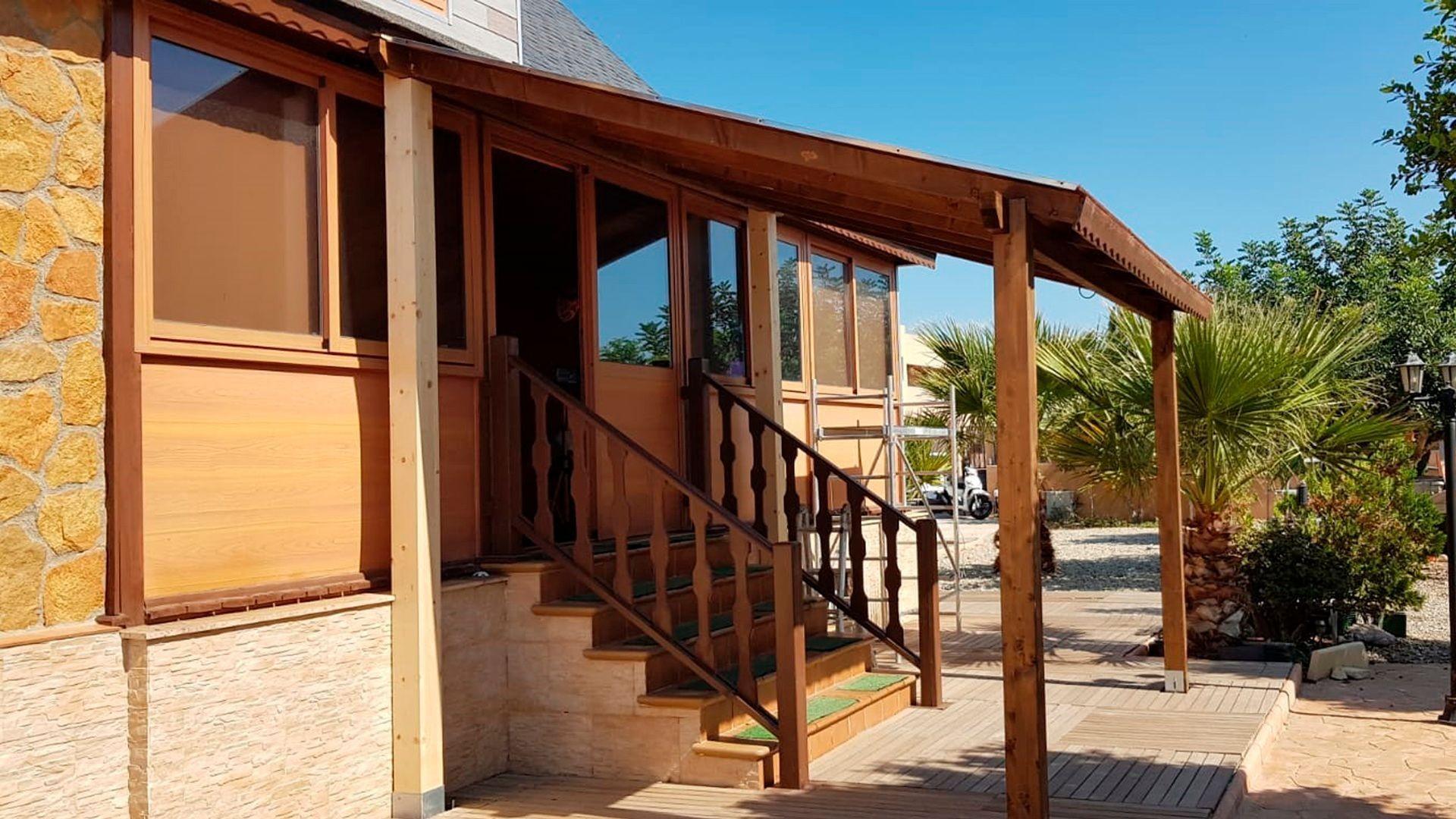 Empresa de carpintería en Almería