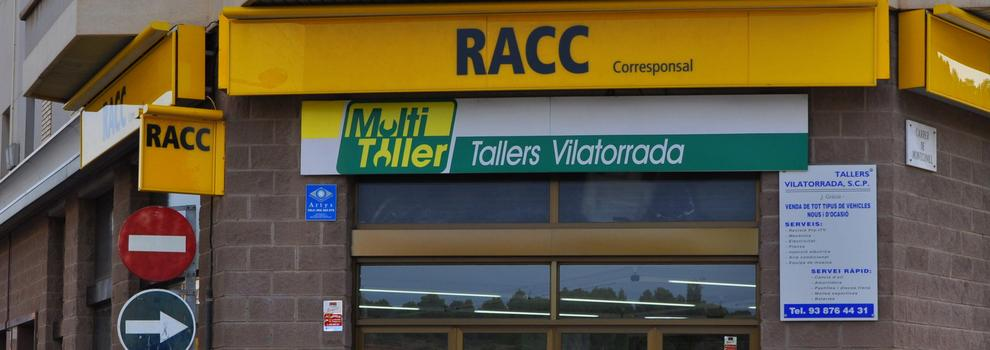 Talleres de automóviles en Sant Joan de Vilatorrada | Tallers  Vilatorrada