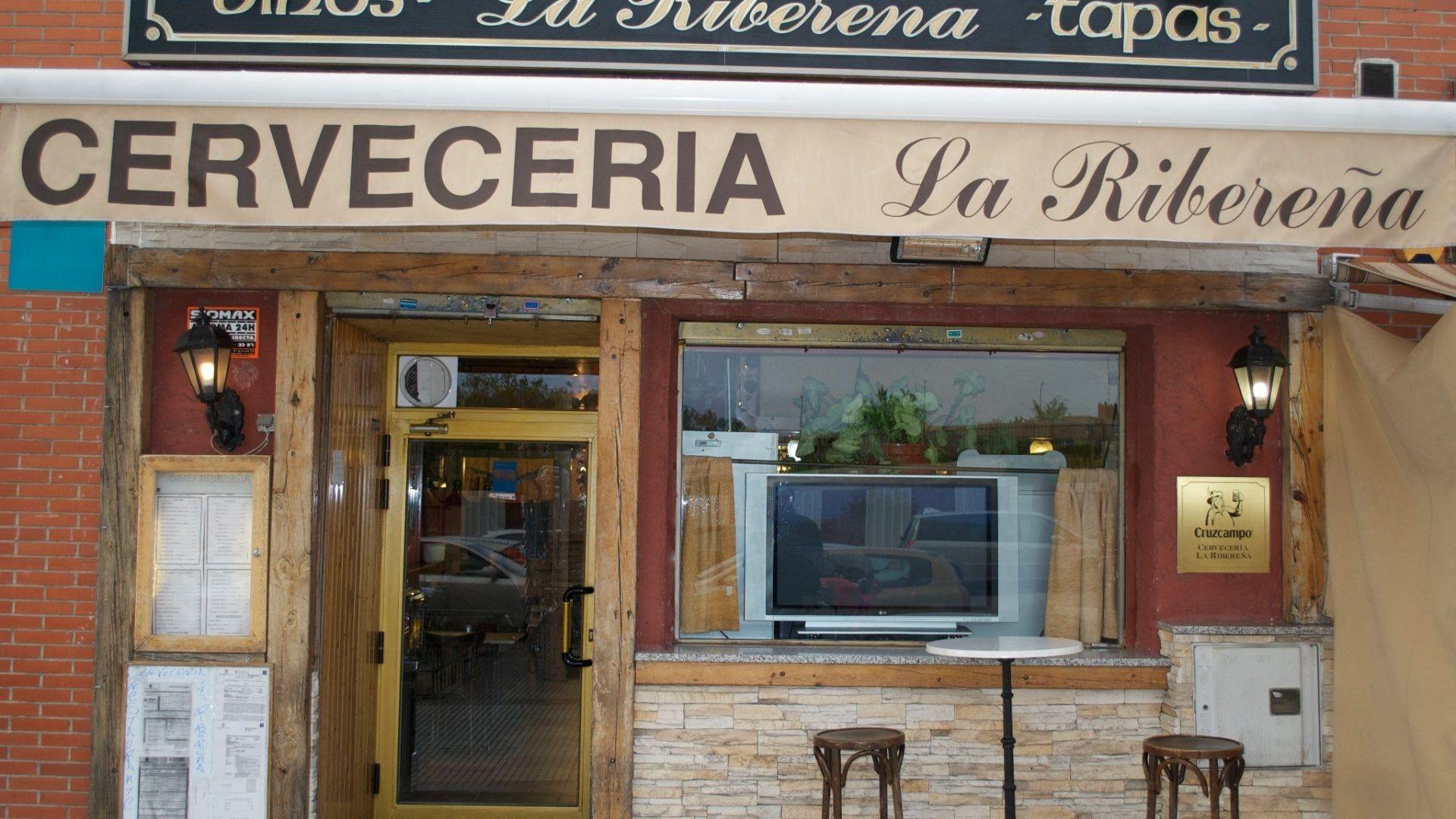 Restaurante cervecería con terraza en Móstoles