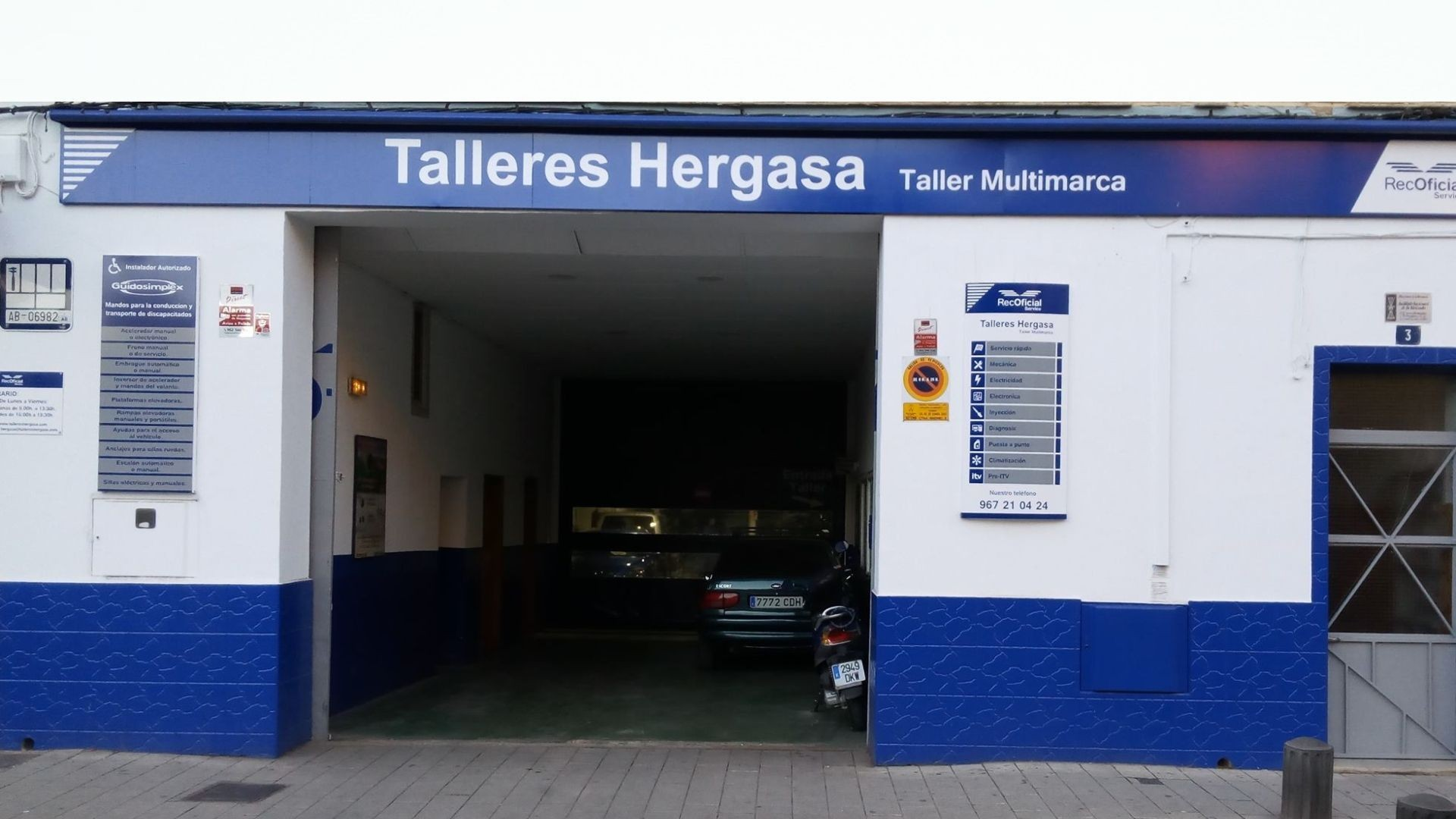 Talleres Hergasa