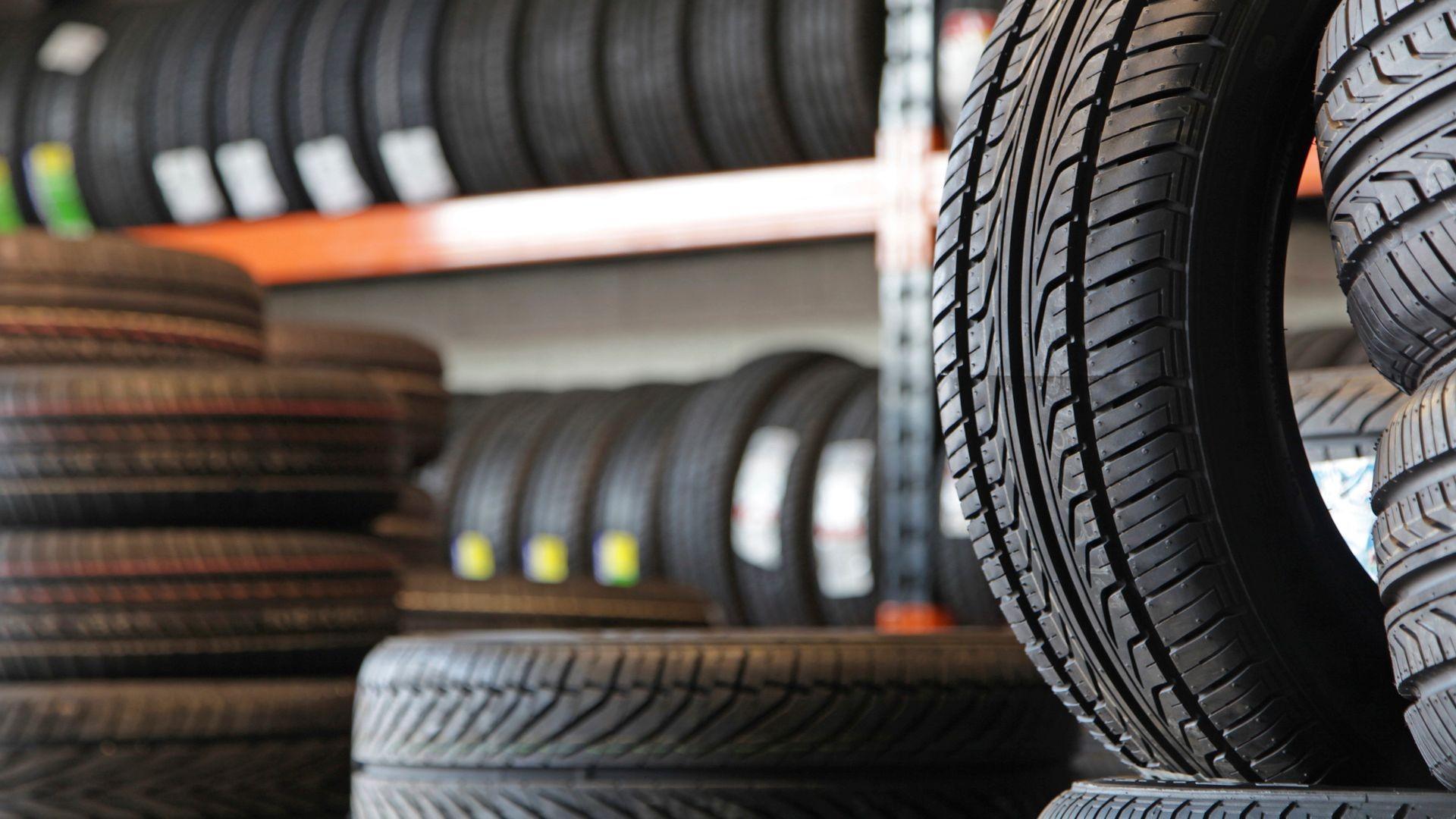 Taller de neumáticos en Castelldefels