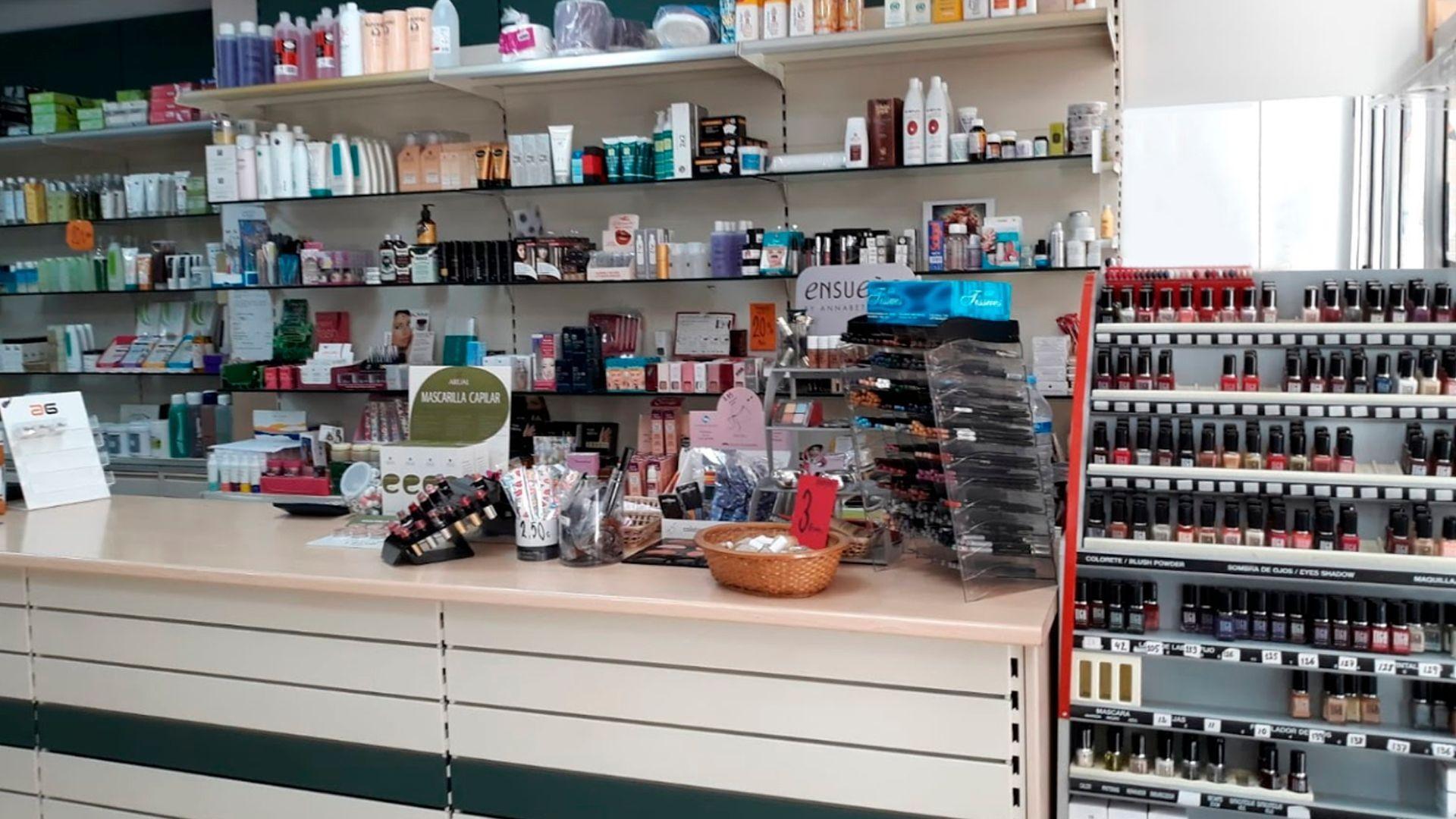 Tienda de productos para peluquería en Girona