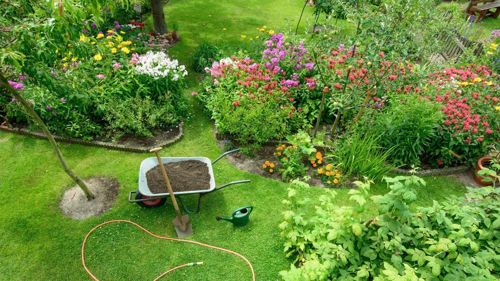Empresa de mantenimientos de jardines en Tarragona