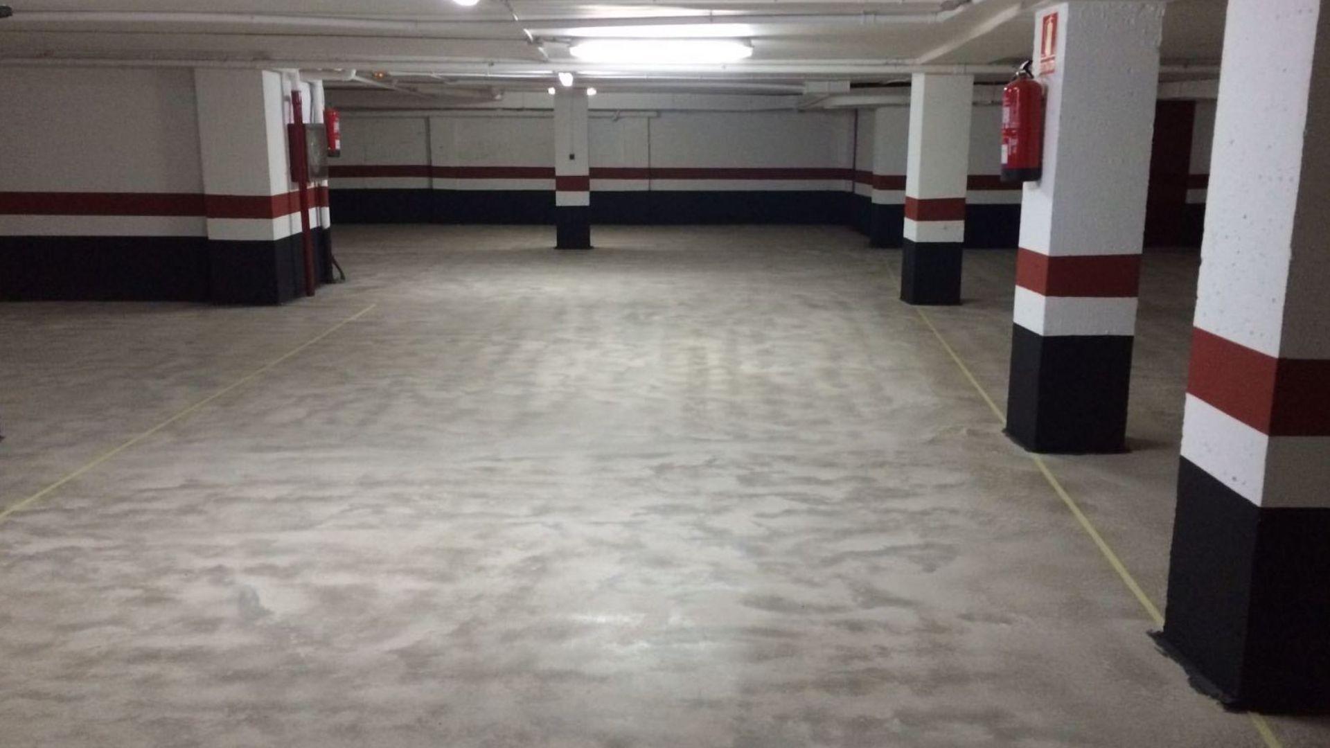 Pintura de garages