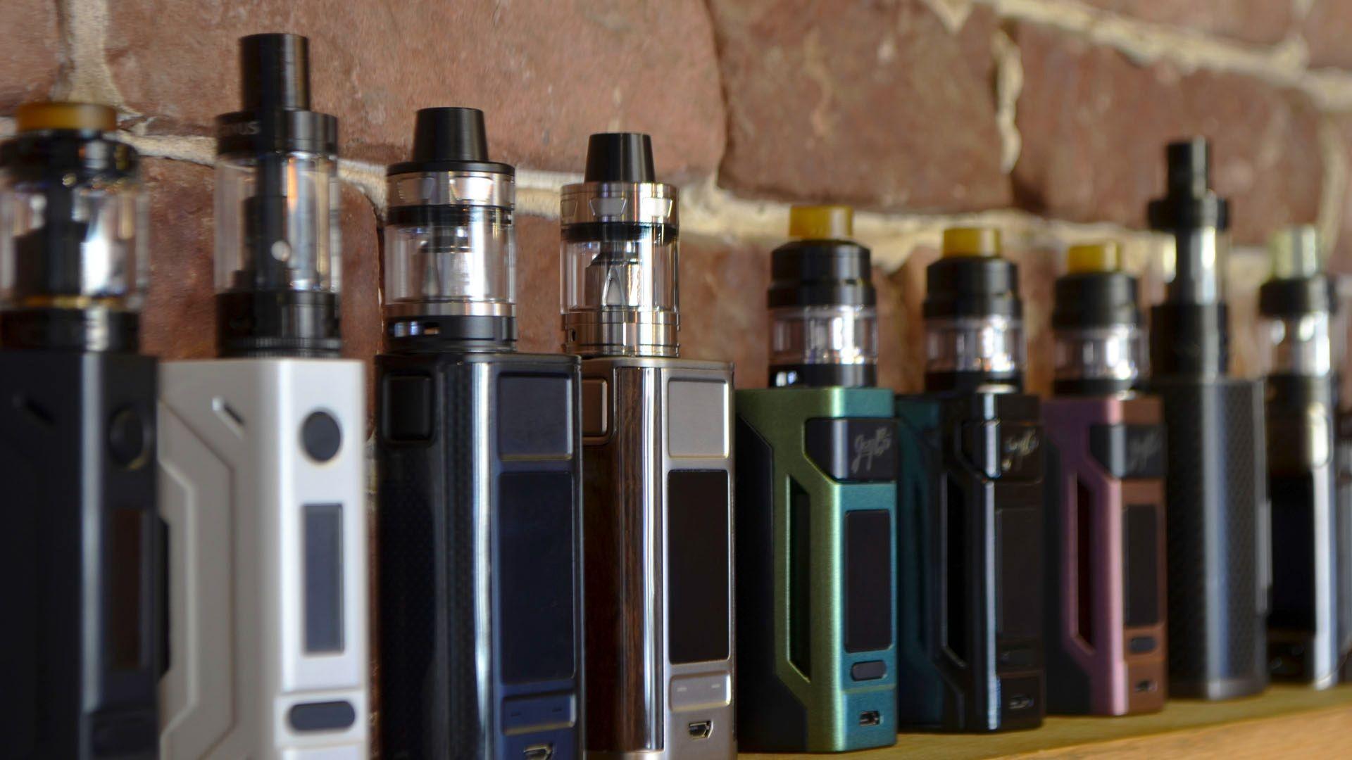 Venta de cigarrillos electrónicos en Irún