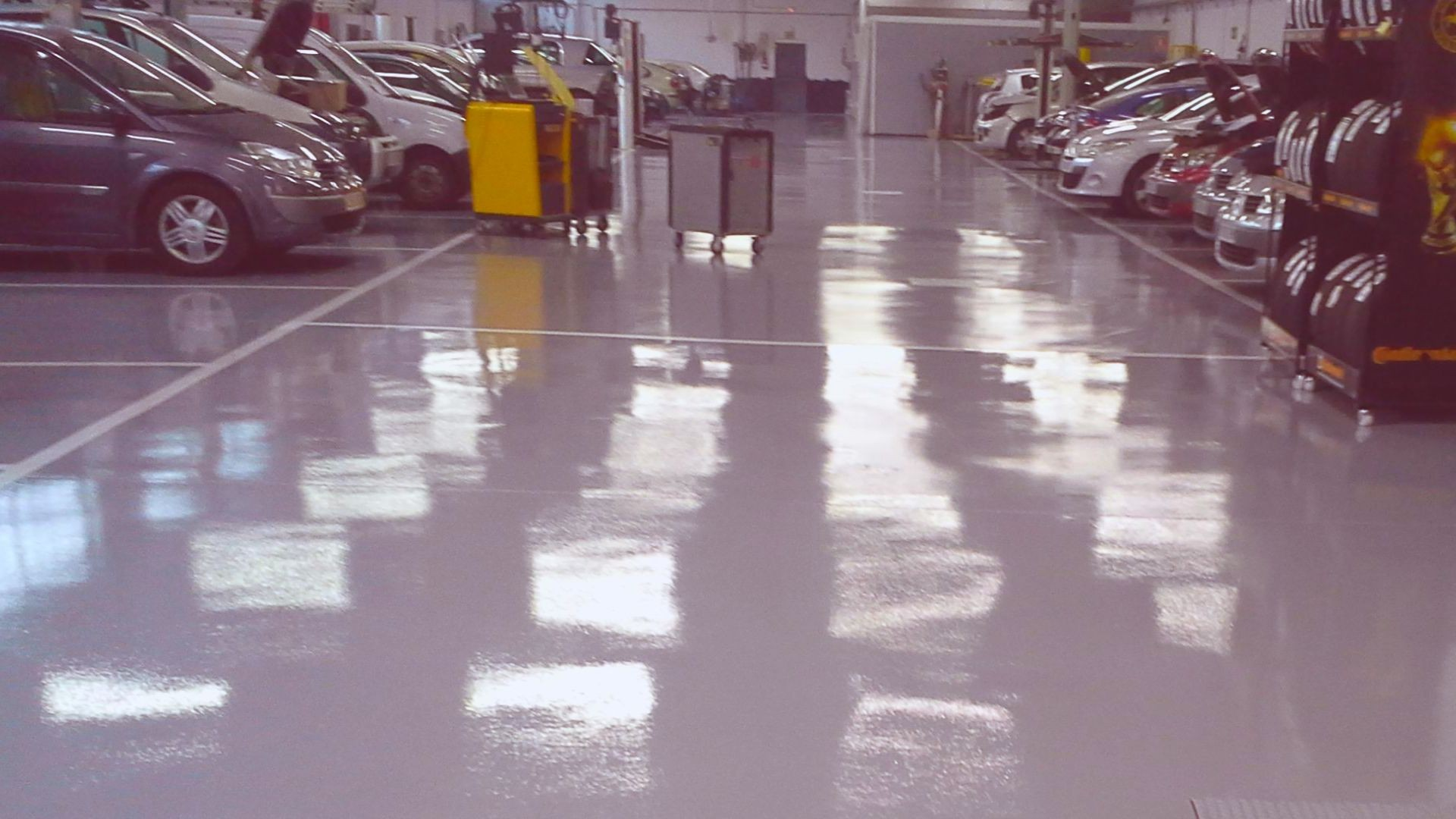 Empresas de limpieza en zona Madrid Sur
