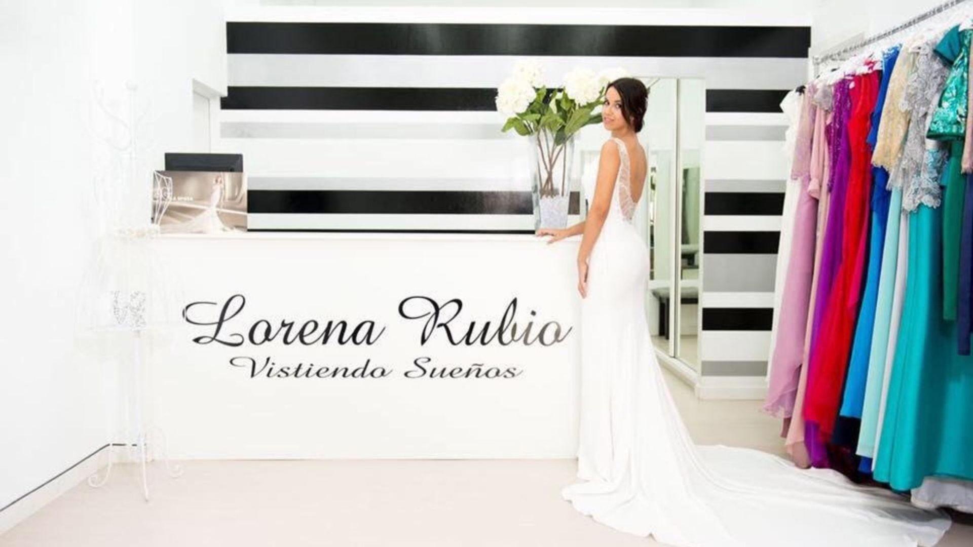 Lorena Rubio Vistiendo Sueños