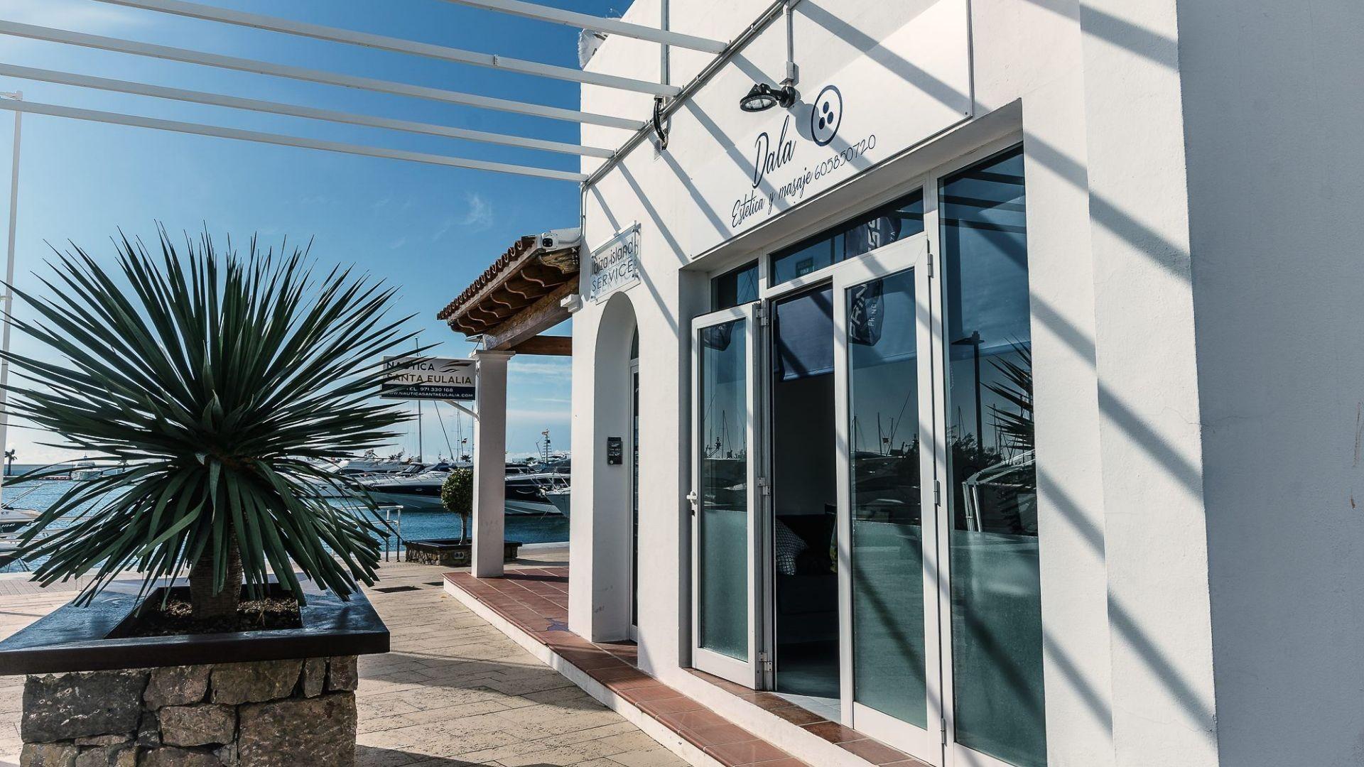 Centro de estética y masajes en Ibiza