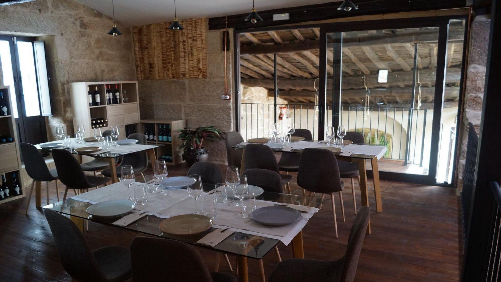 Restaurante en Nogueira de Ramuín