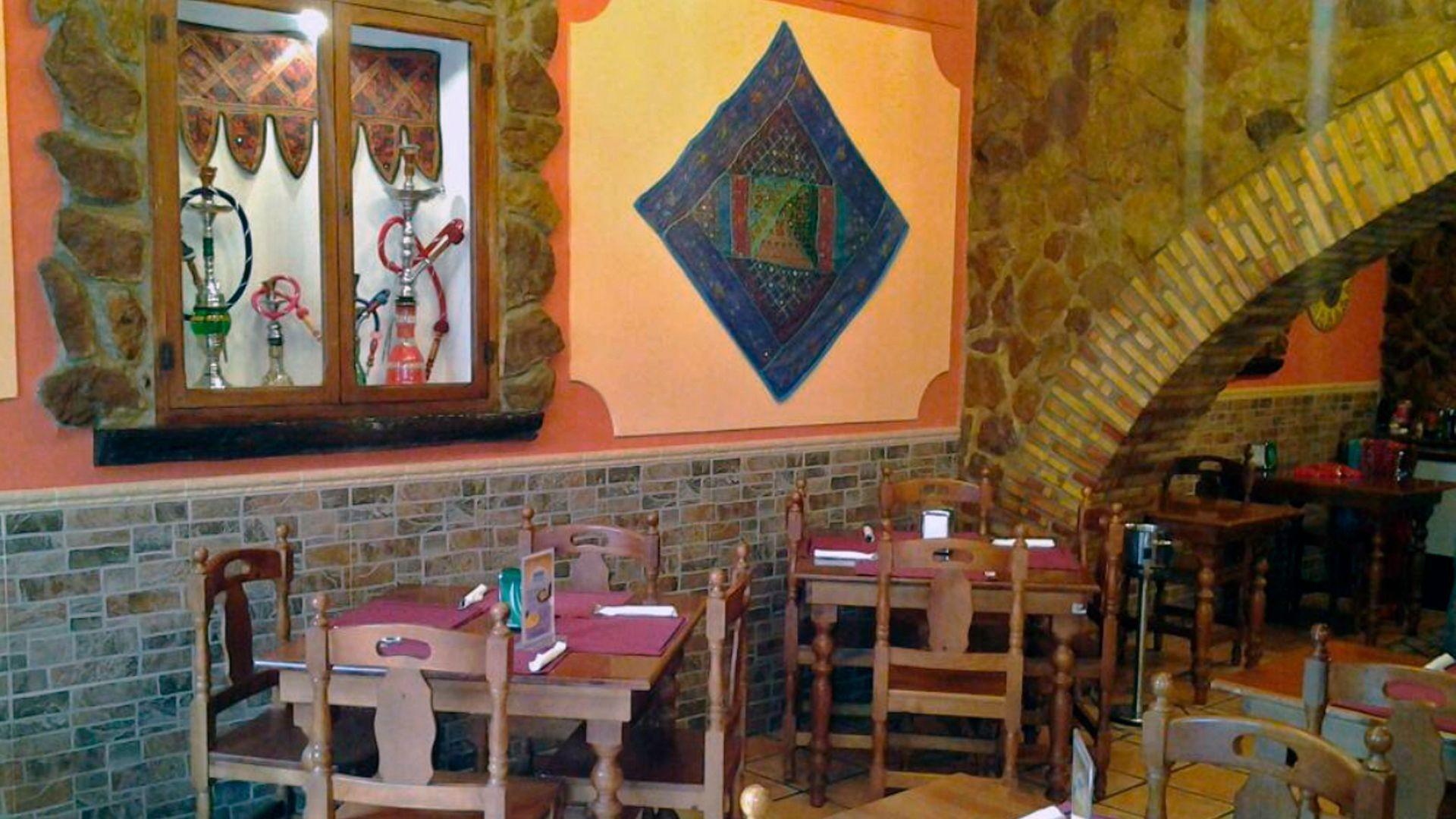 Restaurante de cocina turca en Novelda