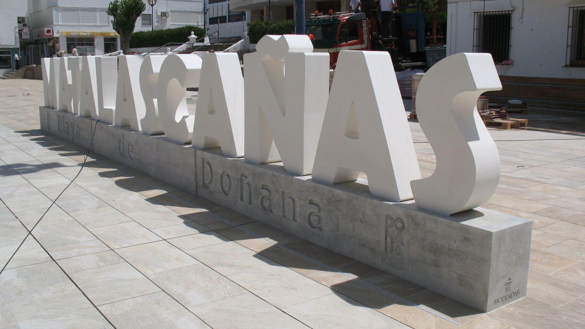 Letras Monumentales