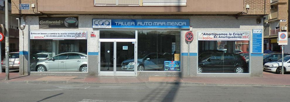 TALLER DE VEHÍCULOS