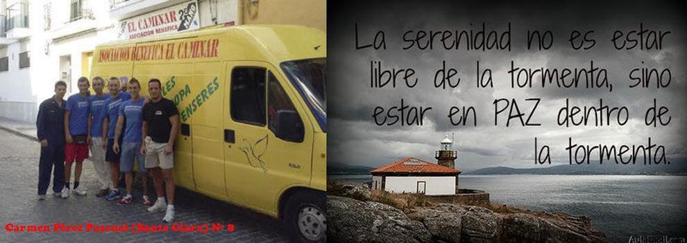 Recogida de ropa en el Puerto de Santa María | Asociación El Caminar