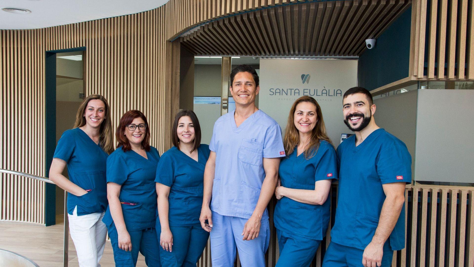 Dentista en Hospitalet de Llobregat