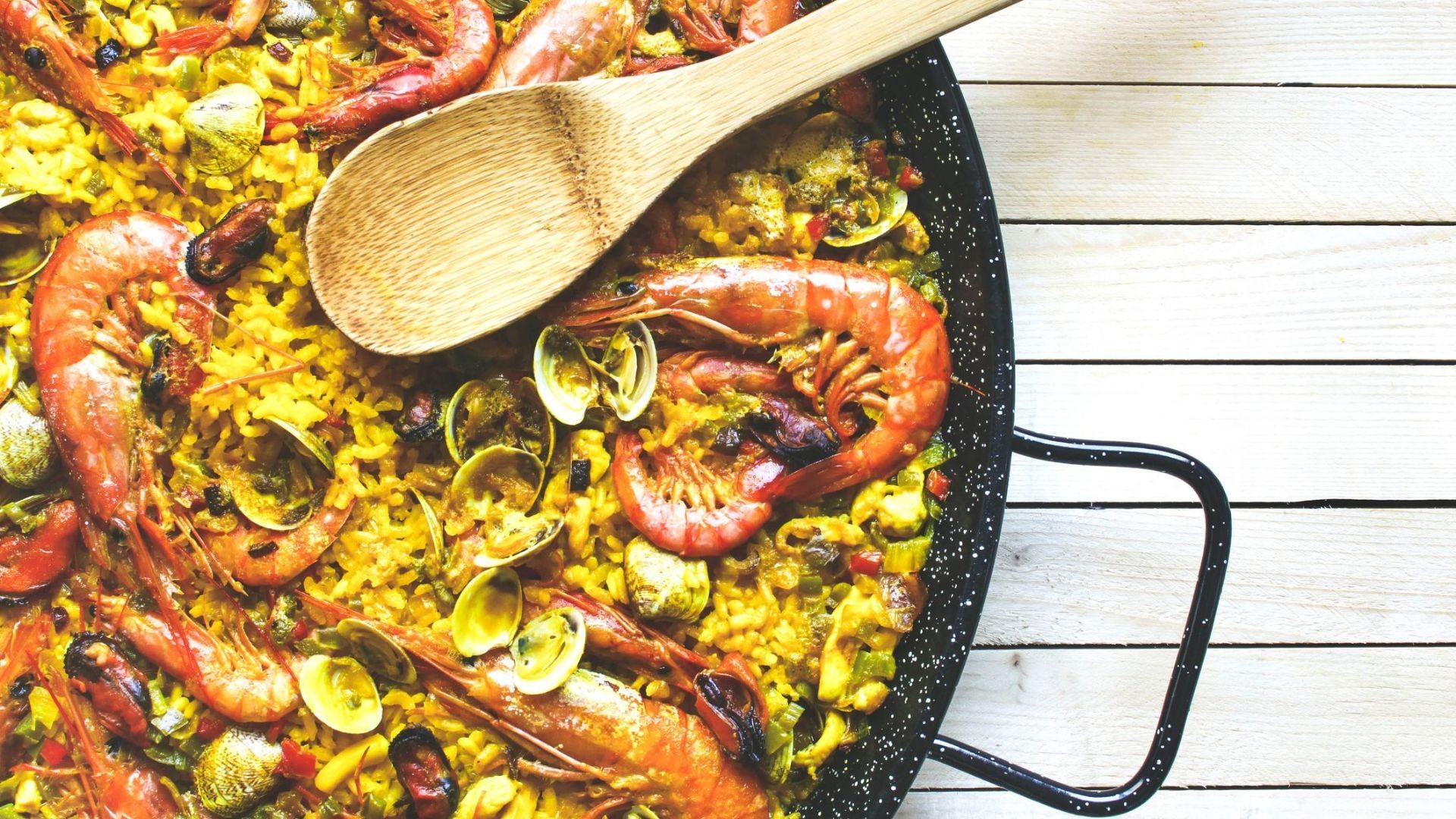 Restaurante especialidad en paellas en Las Torres De Cotillas, Murcia