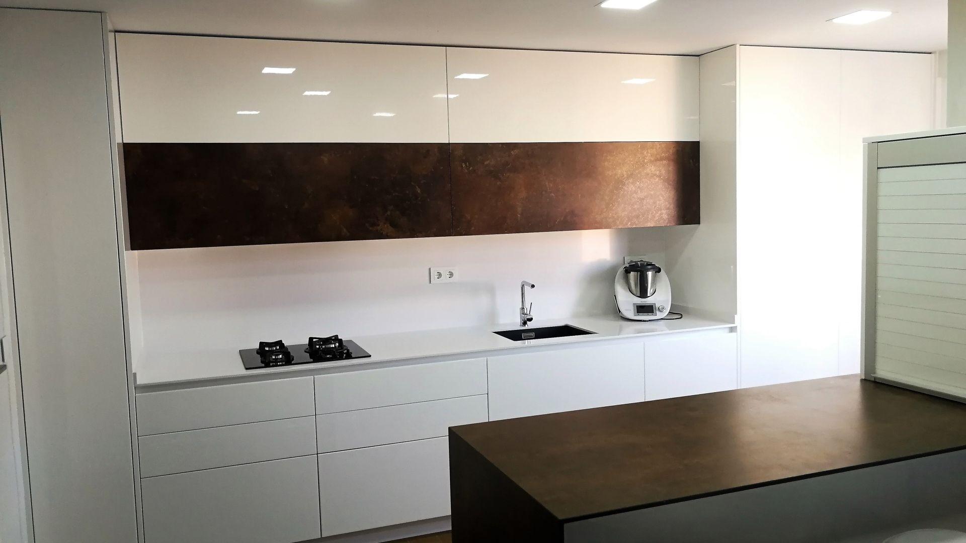 Montaje e instalación de cocinas