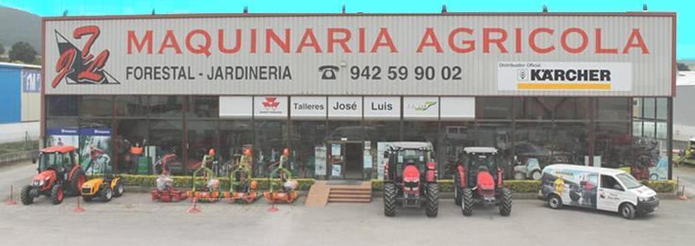 Maquinaria agrícola en Cantabria