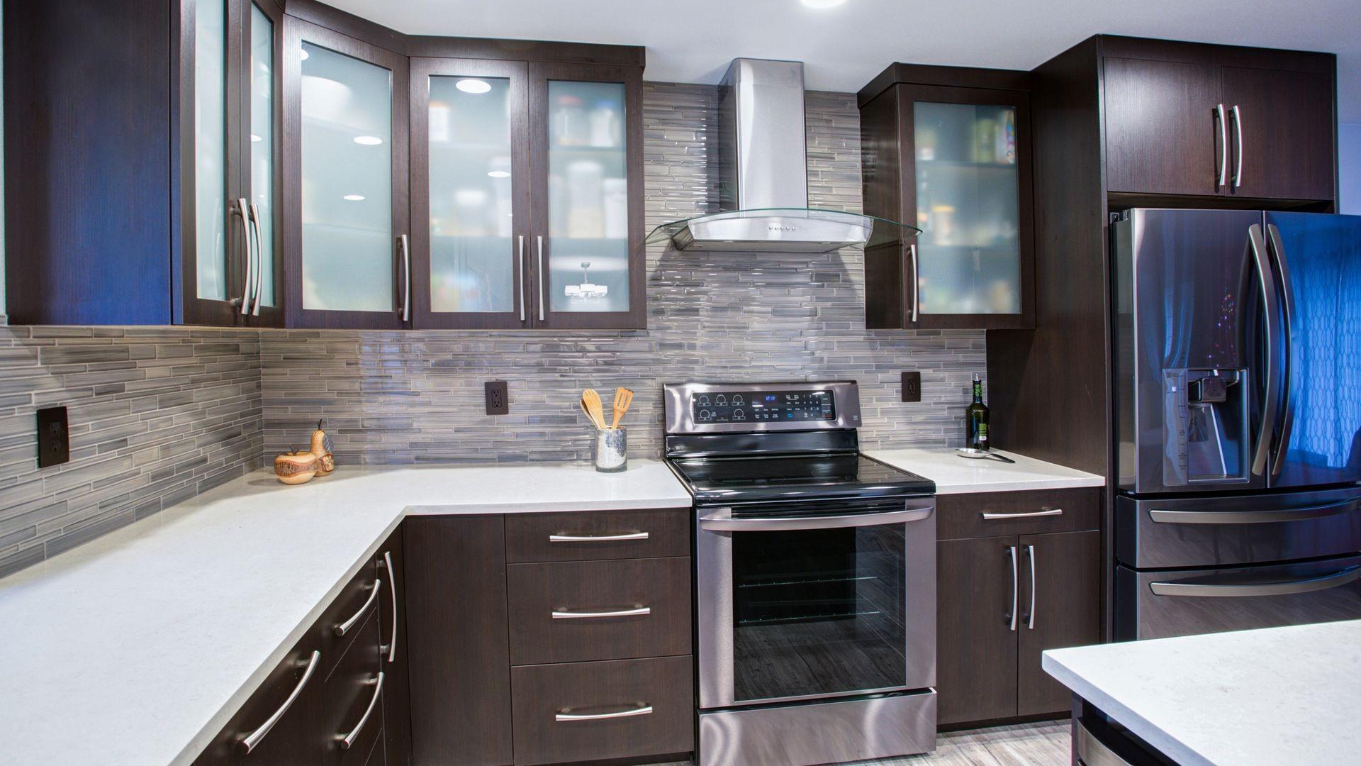 Muebles de cocina a medida en Guipúzcoa