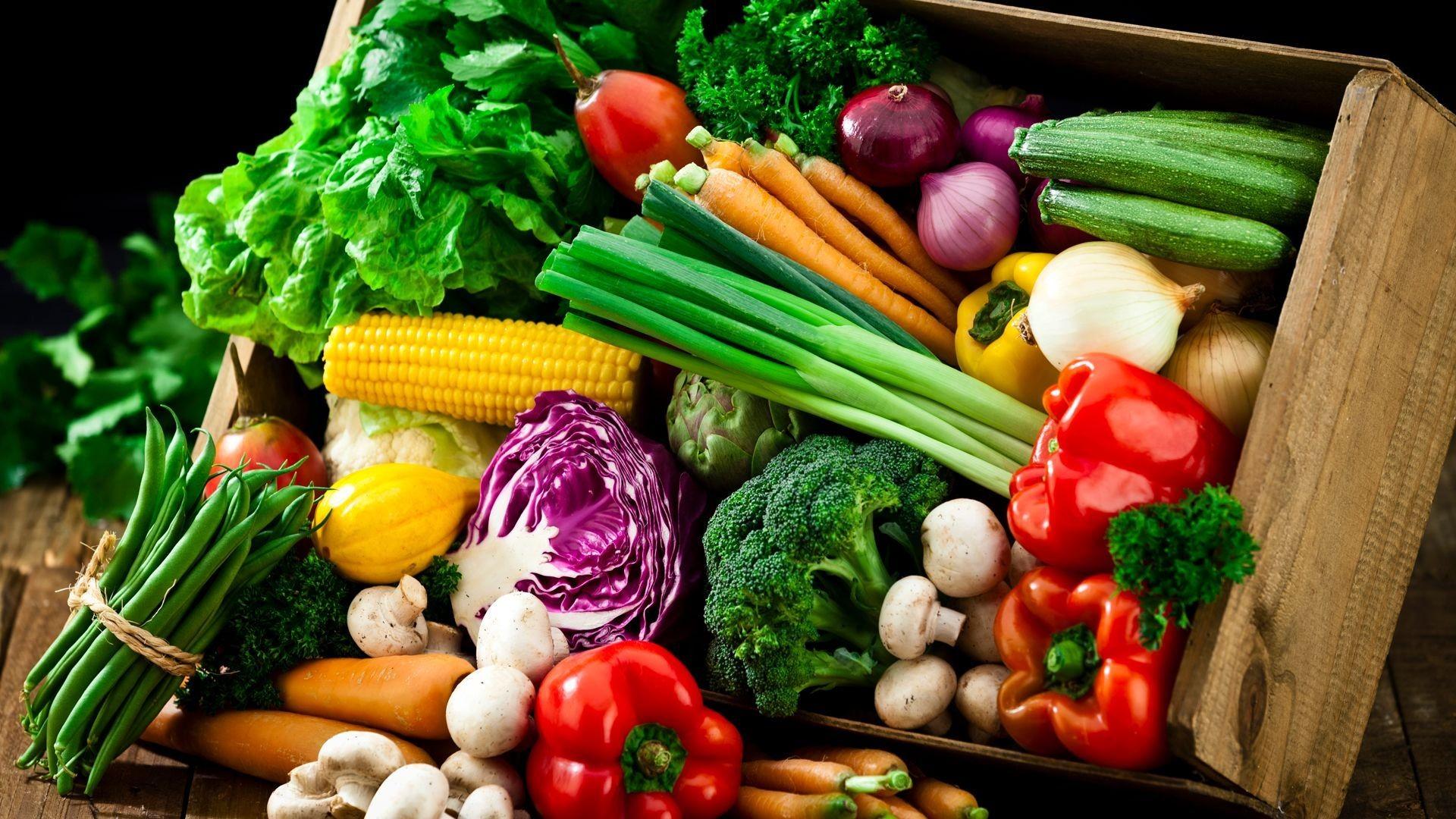 Frutas y hortalizas en Madrid