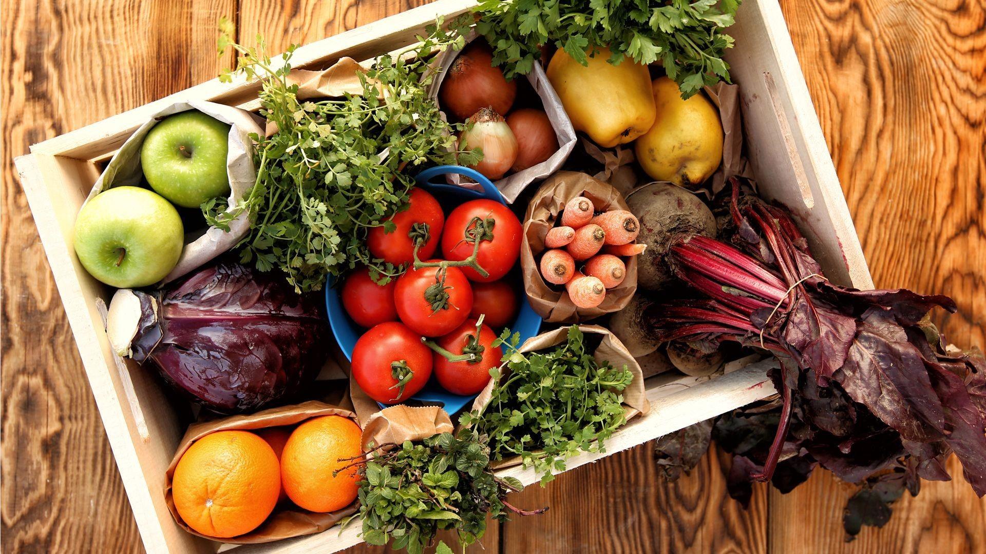 Venta de frutas y hortalizas en Madrid