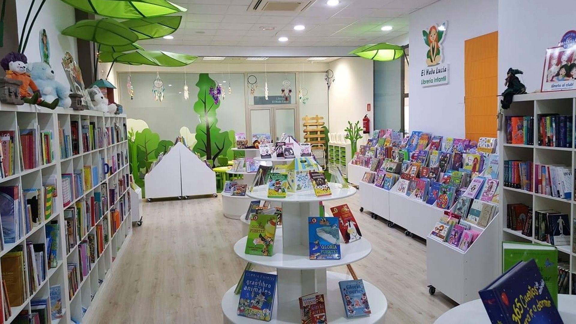 Especialistas en librería infantil y juvenil en Las Palmas de Gran Canaria