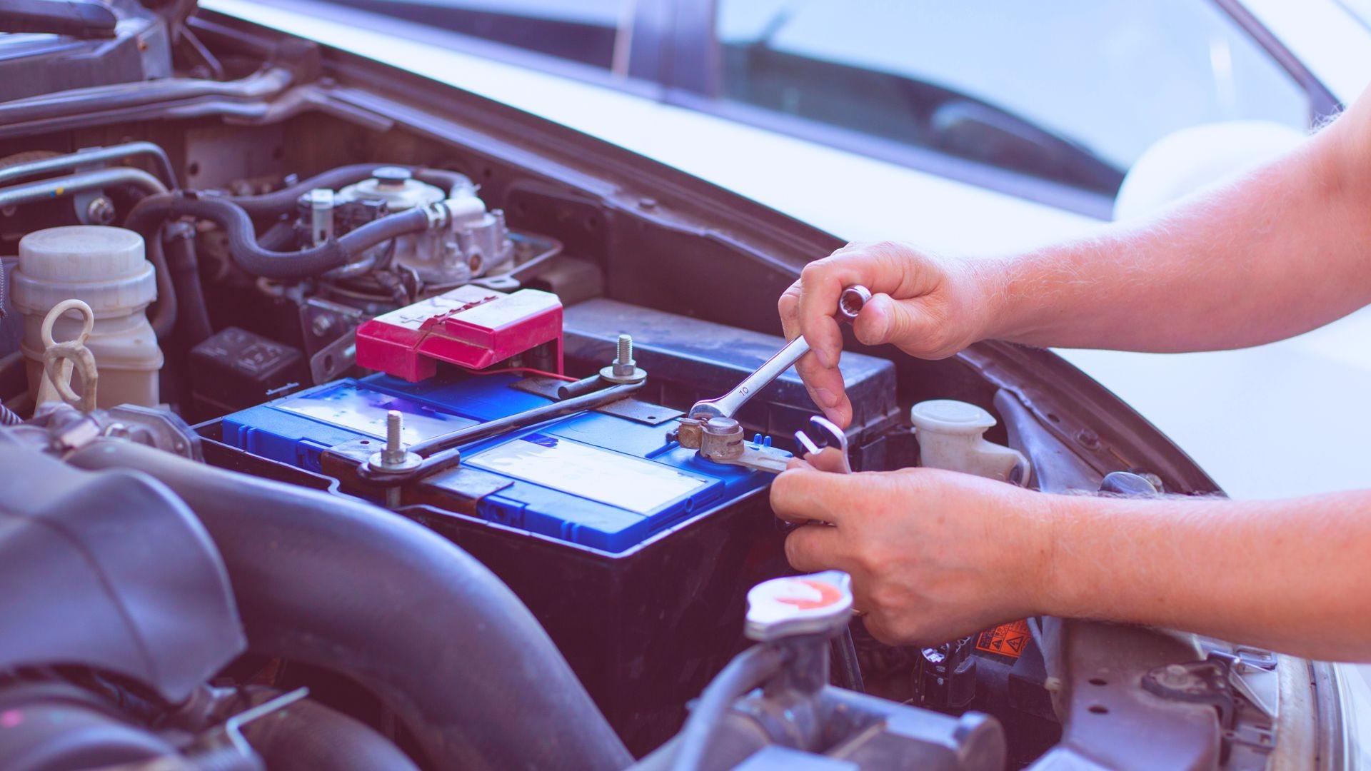 Mecánica rápida en Vallecas