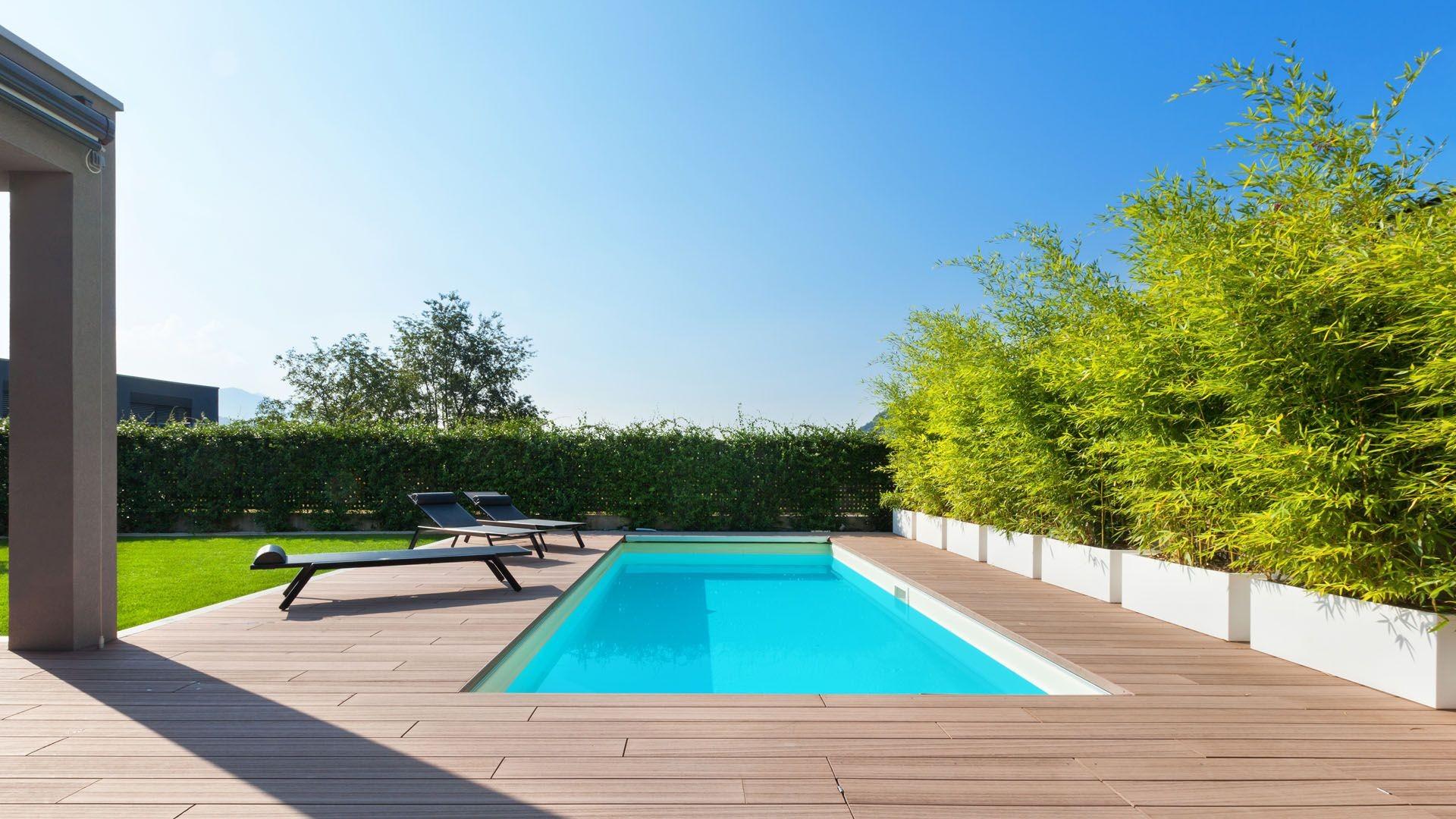 Construcción de piscinas en Humanes