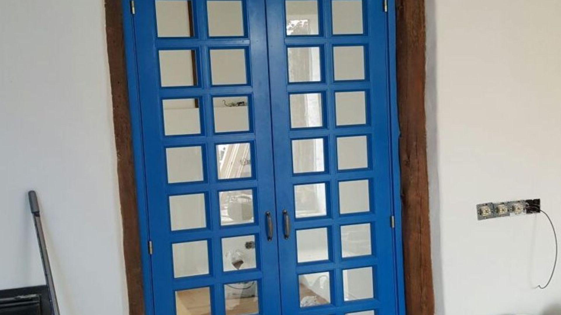 Puertas de madera a medida