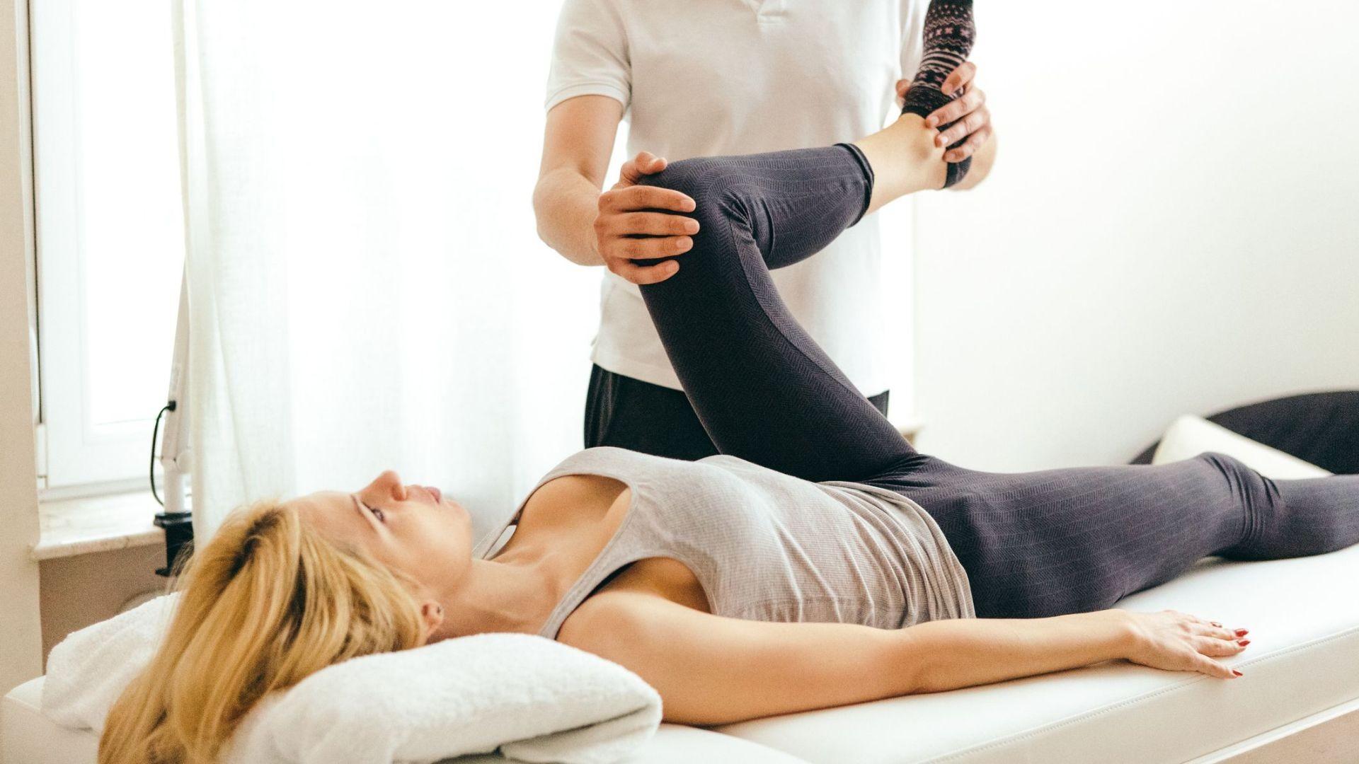 Equipo de fisioterapeutas expertos