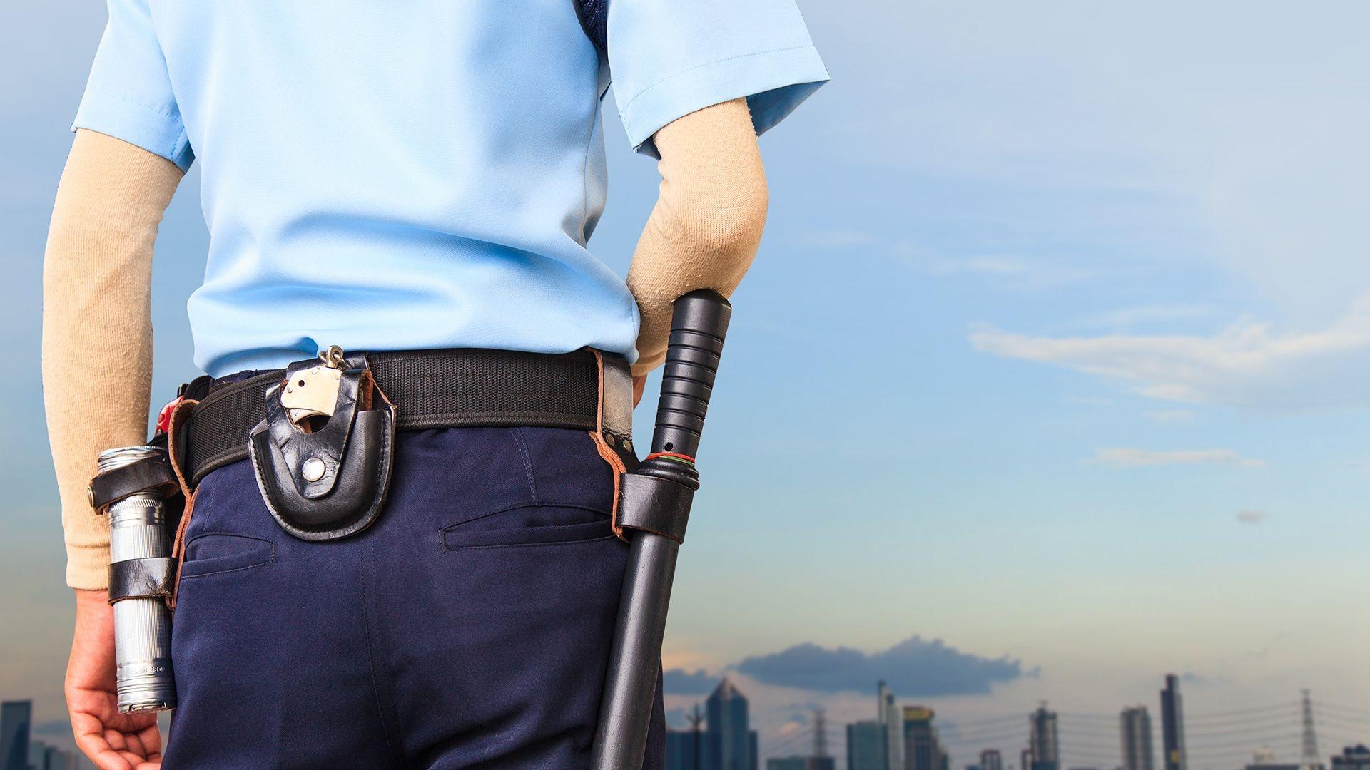 Vigilancia y seguridad de urbanizaciones