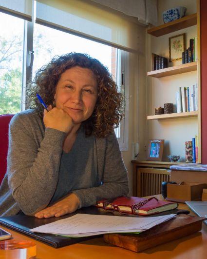 Silvia Bautista. Psicóloga.