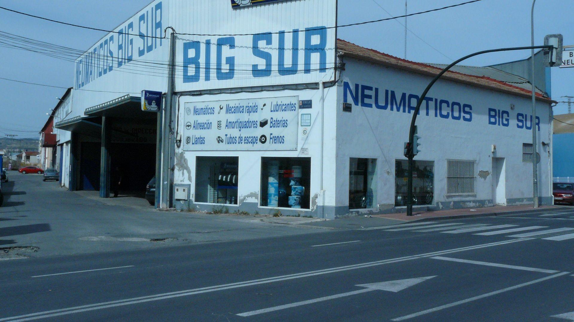 Neumáticos en Murcia